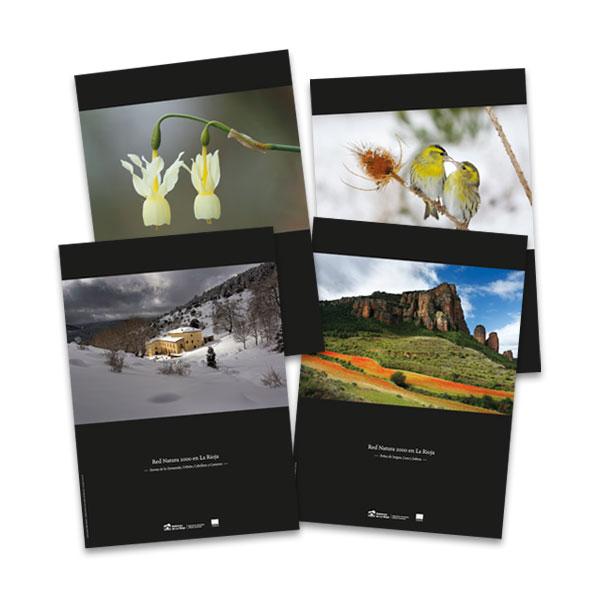 Carteles: Medio Ambiente, Gobierno de La Rioja