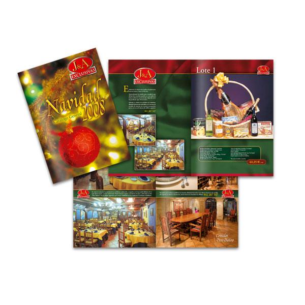 Catálogos: J&A Exclusivas