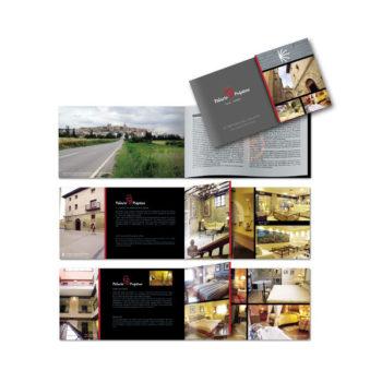 Catálogos: Hotel Palacio de Pujadas