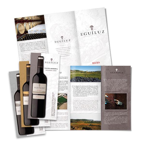 Catálogos: Bodegas Eguíluz