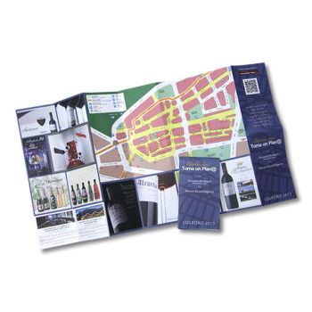 Impresos publicitarios: Domecq - Pernod-Ricard, guía de hostelería