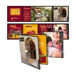 Impresos publicitarios: Restaurante El Portalón, folleto publicitario