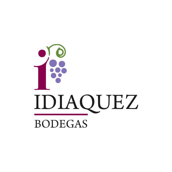 Logosímbolo de Bodegas Idiáquez