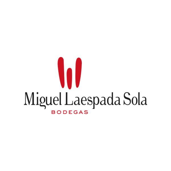 Logosímbolo de Bodegas Miguel Laespada Sola