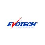 Logosímbolo de Evotech, evolución tecnológica para hobby