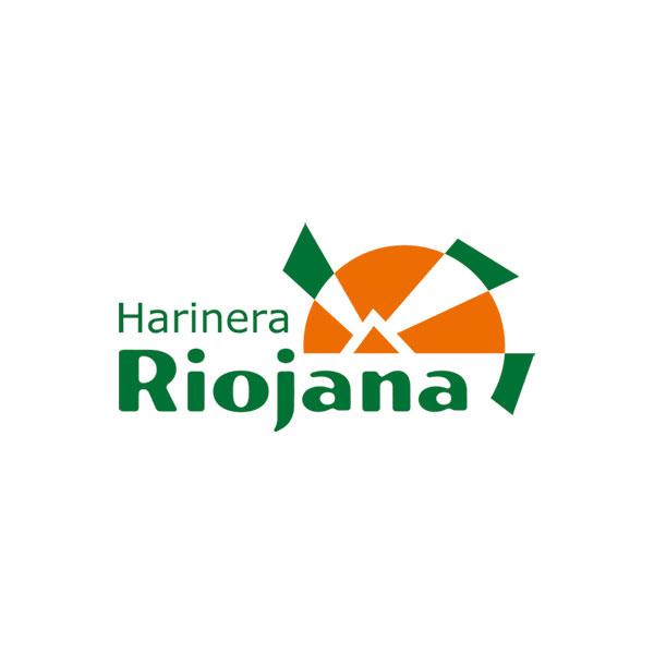 Logosímbolo de Harinera Riojana