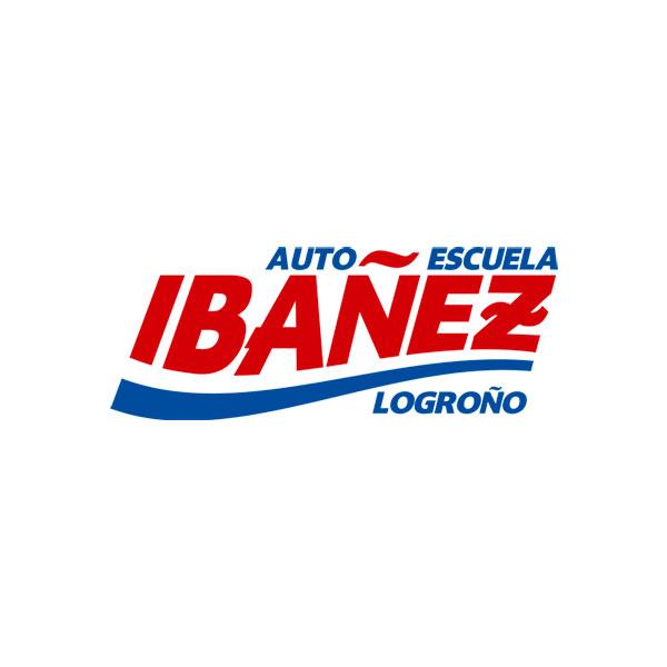 Logosímbolo de Autoescuela Ibáñez