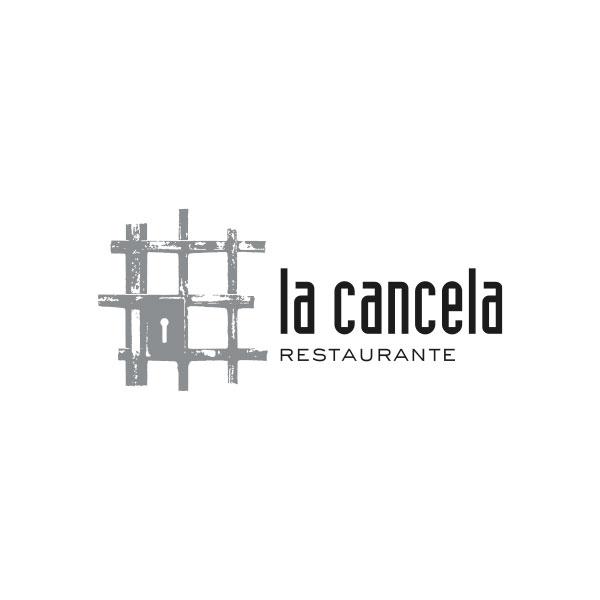 Logosímbolo de Restaurante La Cancela