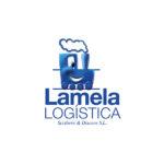 Logosímbolo de Logística Lamela