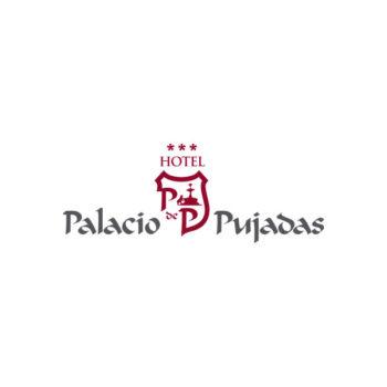 Logosímbolo del Hotel Palacio de Pujadas