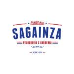 Logosímbolo de Sagainza estilistas
