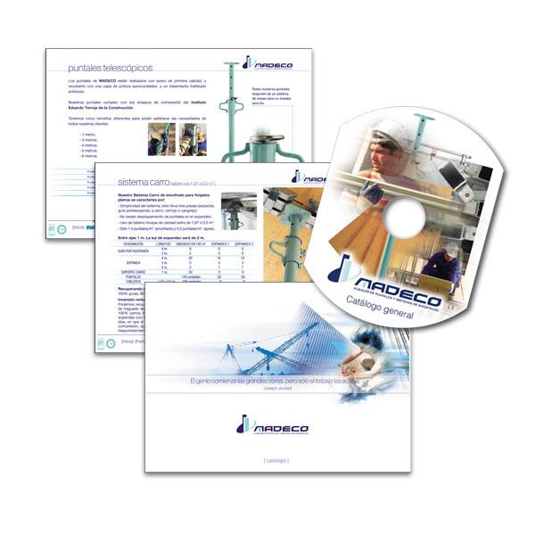 Multimedia: CD-Card Madeco