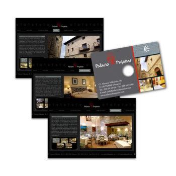 Multimedia: CD-Card Hotel Palacio de Pujadas