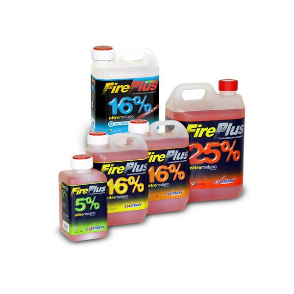 Packaging: Juguetecas, marca y etiquetado para combustible RC