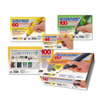 Packaging: Juguetecas, cajas para herramientas de hobby