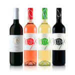 Packaging: Bodegas Valcuerna, etiquetas