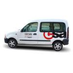 Rotulación: Vehículo CSA construcciones