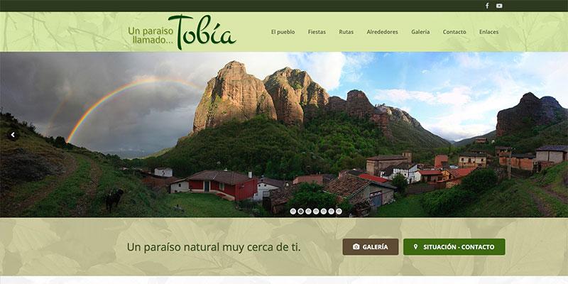 Sitio web: Tobía