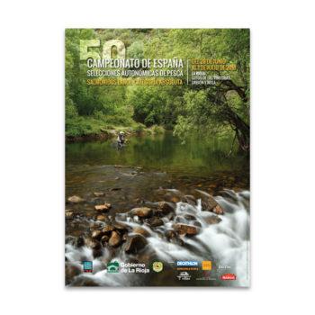 Carteles: 50 Campeonato de España de pesca