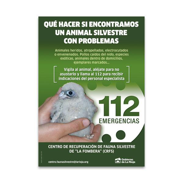 Carteles: Medio Ambiente, animales silvestres