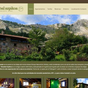 Sitio web: Olazábal Azpikoa